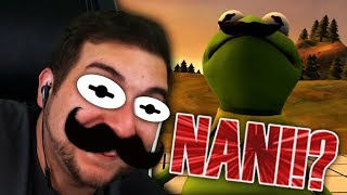 KERMIT HAS AN EVIL TWIN BROTHER AND ITS ME?! | Kaggy Reacts to Cell VS Kermits EVIL Twin