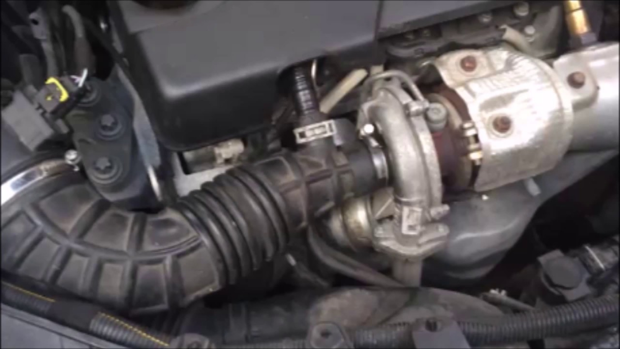 Loss of power - hesitation - Vauxhall Corsa Combo Astra 1.3 CdTi 2007 - 2015 Car Engine - YouTube