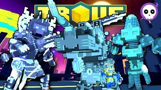 "EVERY MEGA WORLD BOSS!!! ✪ Trove ""Rampage"" Guide / Tutorial"