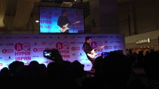 Tomoyasu Hotei playing the theme song from Kill Bill