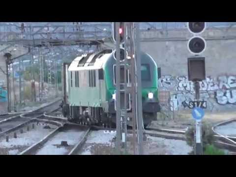 Comsa Rail Transport - Locomotora Bitrac 601.007 con TECO por Pinar de Las Rozas
