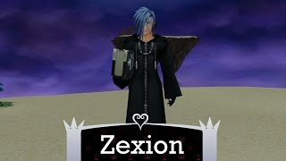 KH 2.5 HD ReMix - Level 1 Data Zexion (no damage/with deadly restrictions)