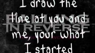 Raised by Wolves by Falling In Reverse lyrics