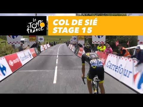 Col de Sié - Stage 15 - Tour de France 2018