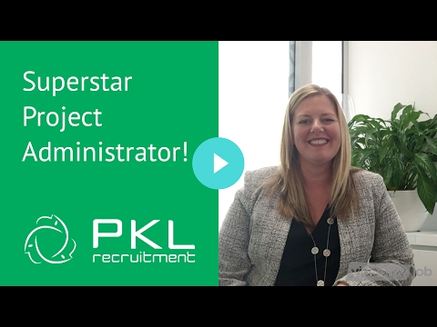 Superstar Project Administrator!
