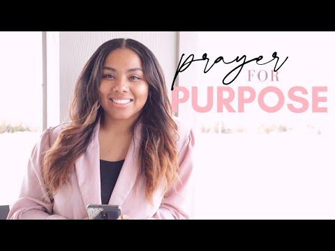 Women Encouragement + Prayer for Your Purpose | Morgan Tracy J