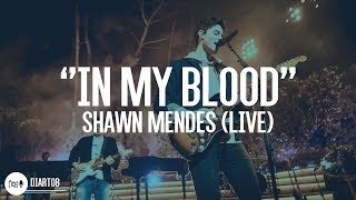 ► Shawn Mendes - In My Blood (LIVE HD)