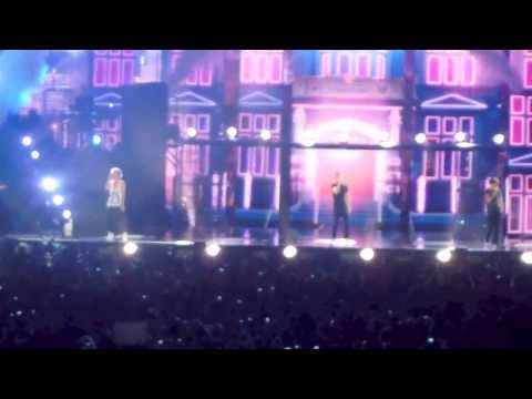"""""""Up All Night""""- One Direction- Take Me Home Tour- Vancouver, BC"""