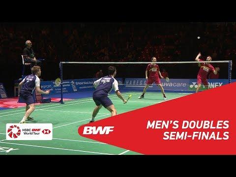 MD | BOE/MOGENSEN (DEN) [1] vs ELLIS/LANGRIDGE (ENG) [3] | BWF 2018