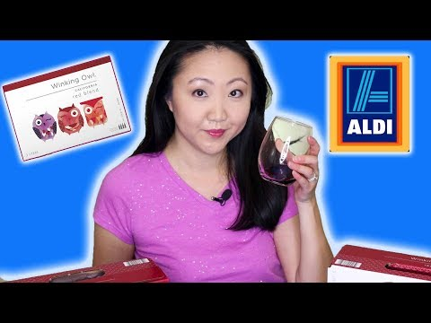 Is Aldi Winking Owl Boxed Red Wine Any Good? 🍷 I AM NOT A WINE EXPERT | JEN TALKS FOREVER