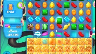 Candy Crush Saga SODA Level 185 CE