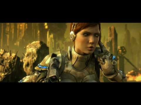 Download Youtube: StarCraft 2 The Betrayal on Kerrigan Cinematic Full HD
