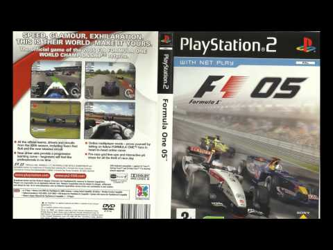 F1 05 Main Menu Music
