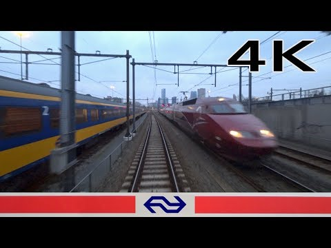 CABVIEW HOLLAND Utrecht - Rotterdam VIRM 2018
