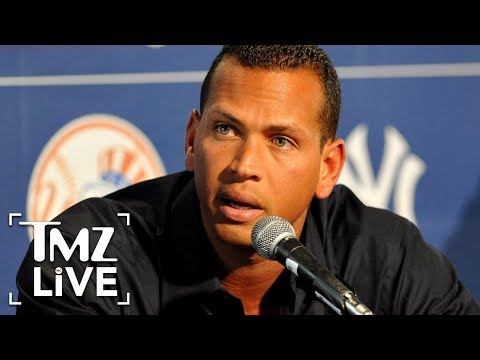 A-ROD At War With Ex Lover | TMZ Live