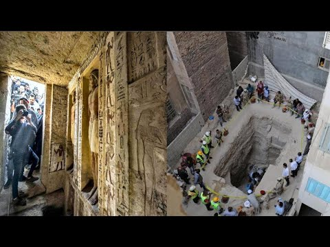 Recent archaeological discoveries part 2