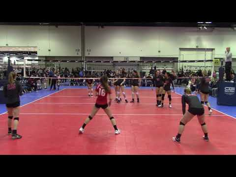 Nike Mid East Qualifier 1st Alliance 17 Onyx vs MiElite 17 National East Game 1 03 25 2018