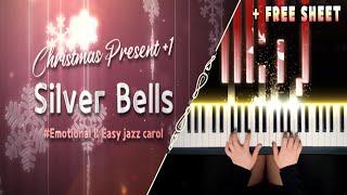 캐롤 '실버벨' 쉬운 감성 재즈 피아노 …