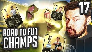 FUT CHAMPS REWARDS!! - FIFA 17 ROAD TO FUT CHAMPS #17