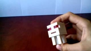Лего крипер, гаст і портал в ад із майнкрафта