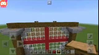 Watch me play Minecraft - Pocket Edition starting a new creative world
