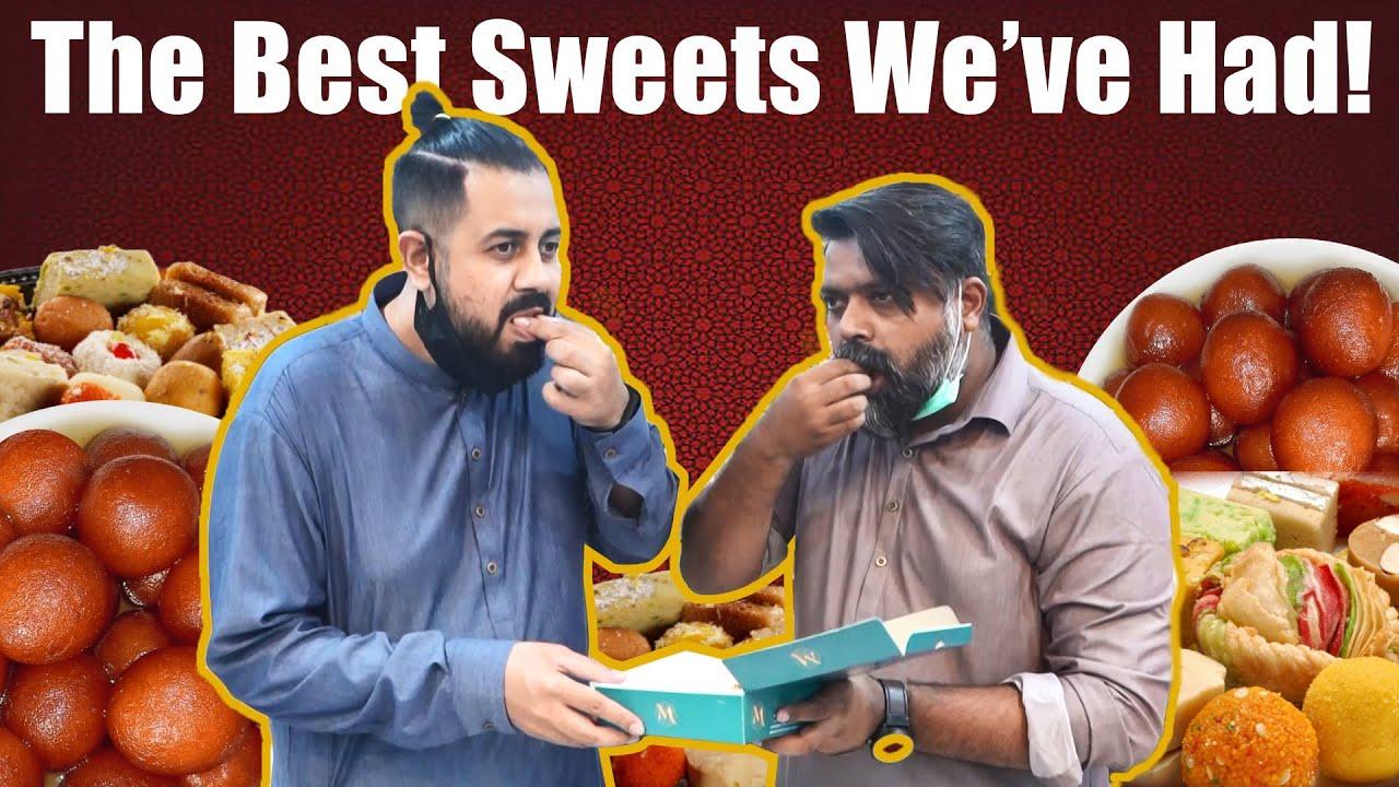 The Best Sweets We've Had!   Bekaar Films   Food Vlog