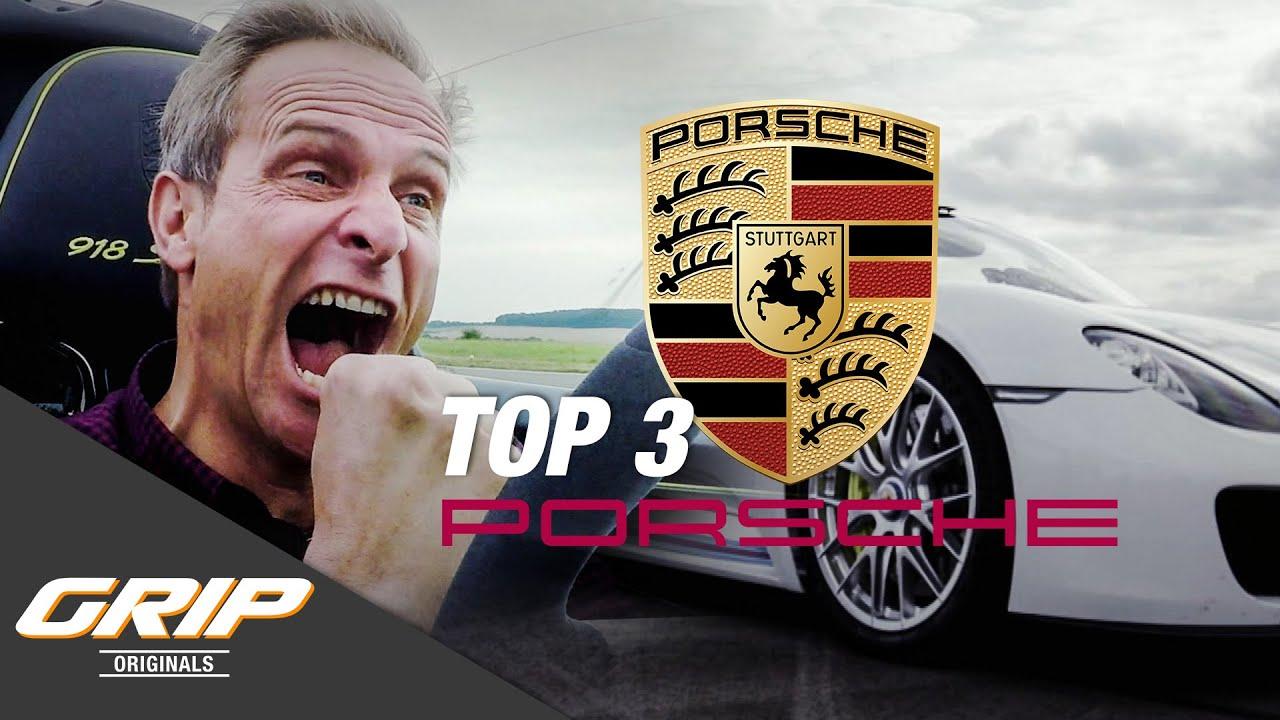 TOP 3 Porsche I GRIP Originals