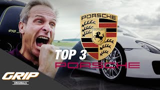TOP 3 Porsche I GRIP Originals