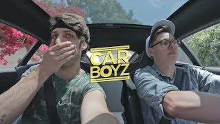 Car Boyz - WE STARTED A BAND w/ Steven Suptic and Cib