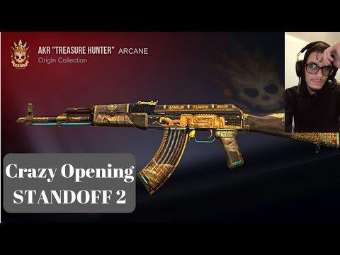 Crazy Opening STANDOFF 2