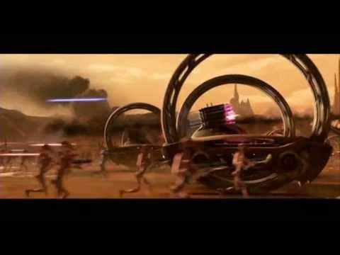 Star Wars - Episode II Attack of the Clones 3D (Trailer)