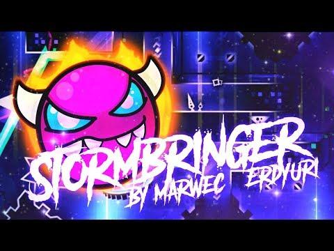 [Geometry dash 2.1] - 'Stormbringer' by Marwec & Erdyuri
