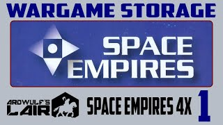 Wargaming Storage 1 with Space Empires 4X