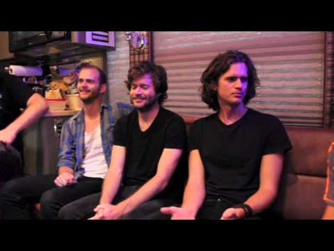 Kids Interview Bands - KONGOS