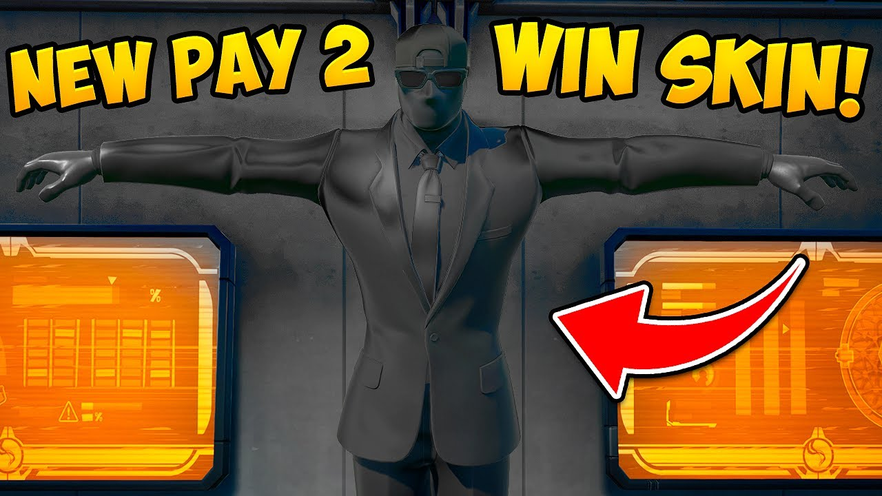 WIN EVERY GAME With This *PAY TO WIN* Skin!! - Fortnite Fails & Funny Moments #1332