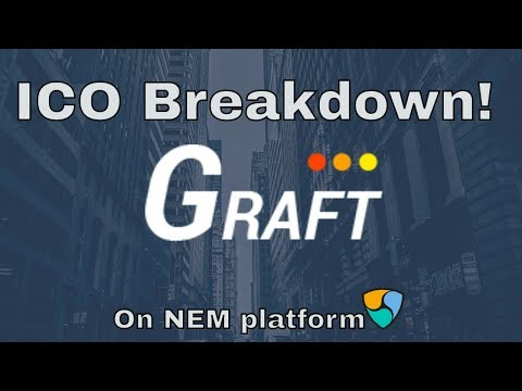 ICO Breakdown: Graft (plus giveaway announcement)