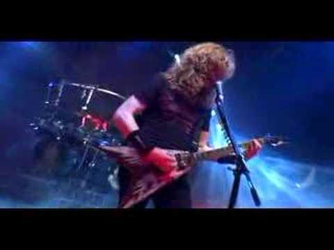 Dave Mustaine Of MEGADETH Interview Dean Guitars -Gigantour