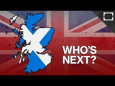 Which Regions Are Fighting For Independence?
