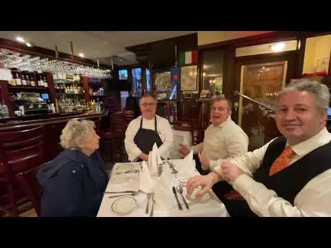 WHAT DO NON ITALIANS ORDER AT ITALIAN RESTAURANTS