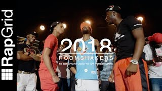 Room Shakers: The Best Battle Rap Lines of