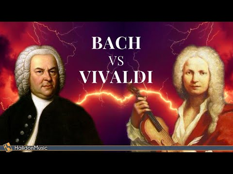 Bach vs Vivaldi - The Masters of Classical Music