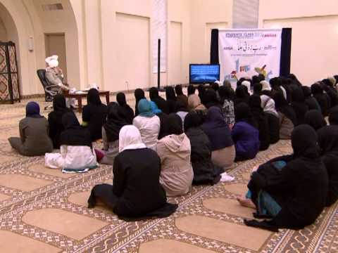 Mulaqat with Lajna Students - Calgary (English)