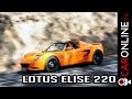 LOTUS ELISE Sport 220 - Um KART com MATRICULA? [Review Portugal]