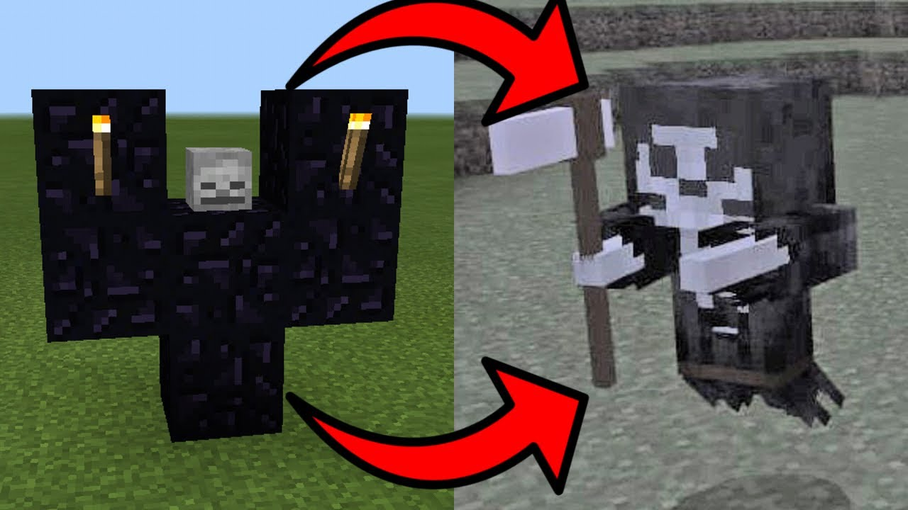 How to spawn the grim reaper in minecraft pocket edition - Minecraft golem de diamant ...