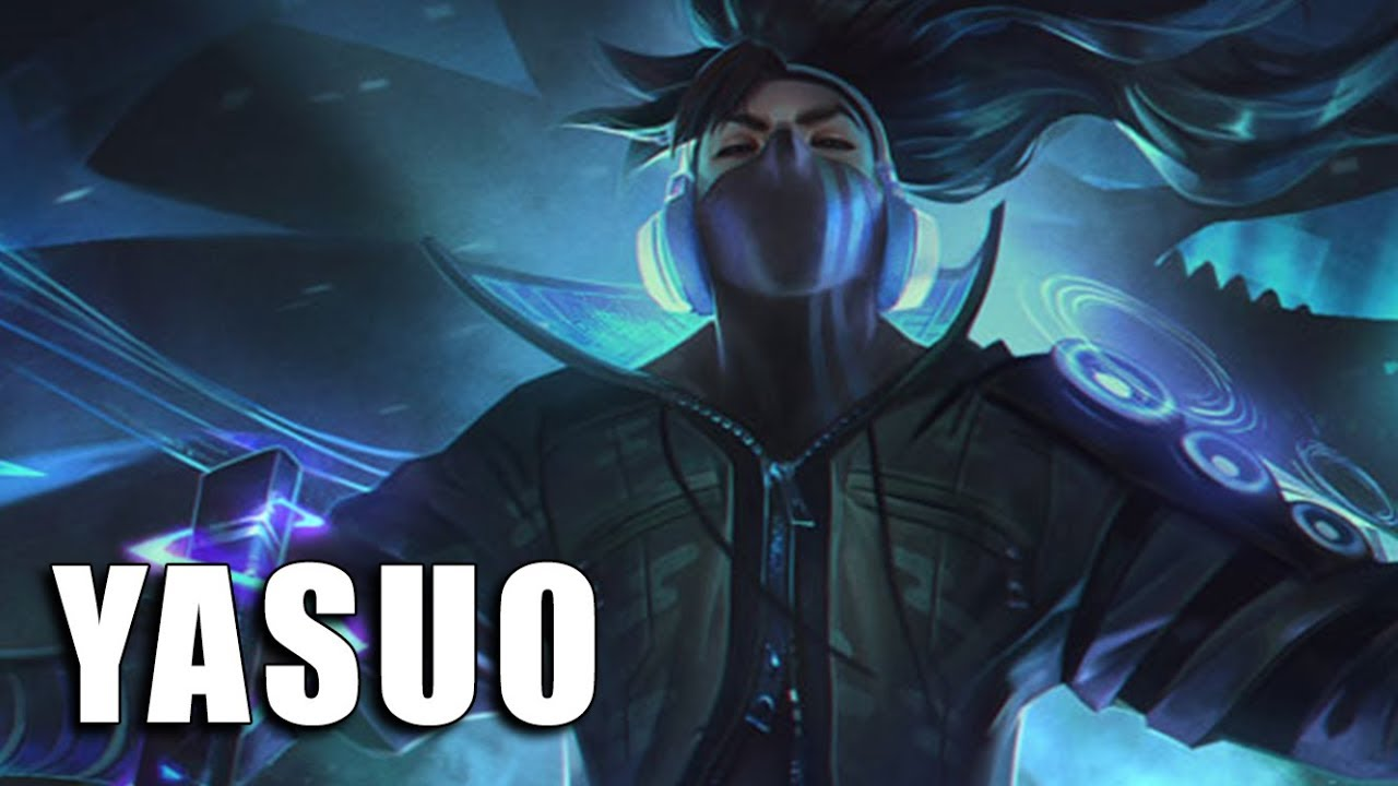 Yasuo True Damage League Of Legends Completo Youtube