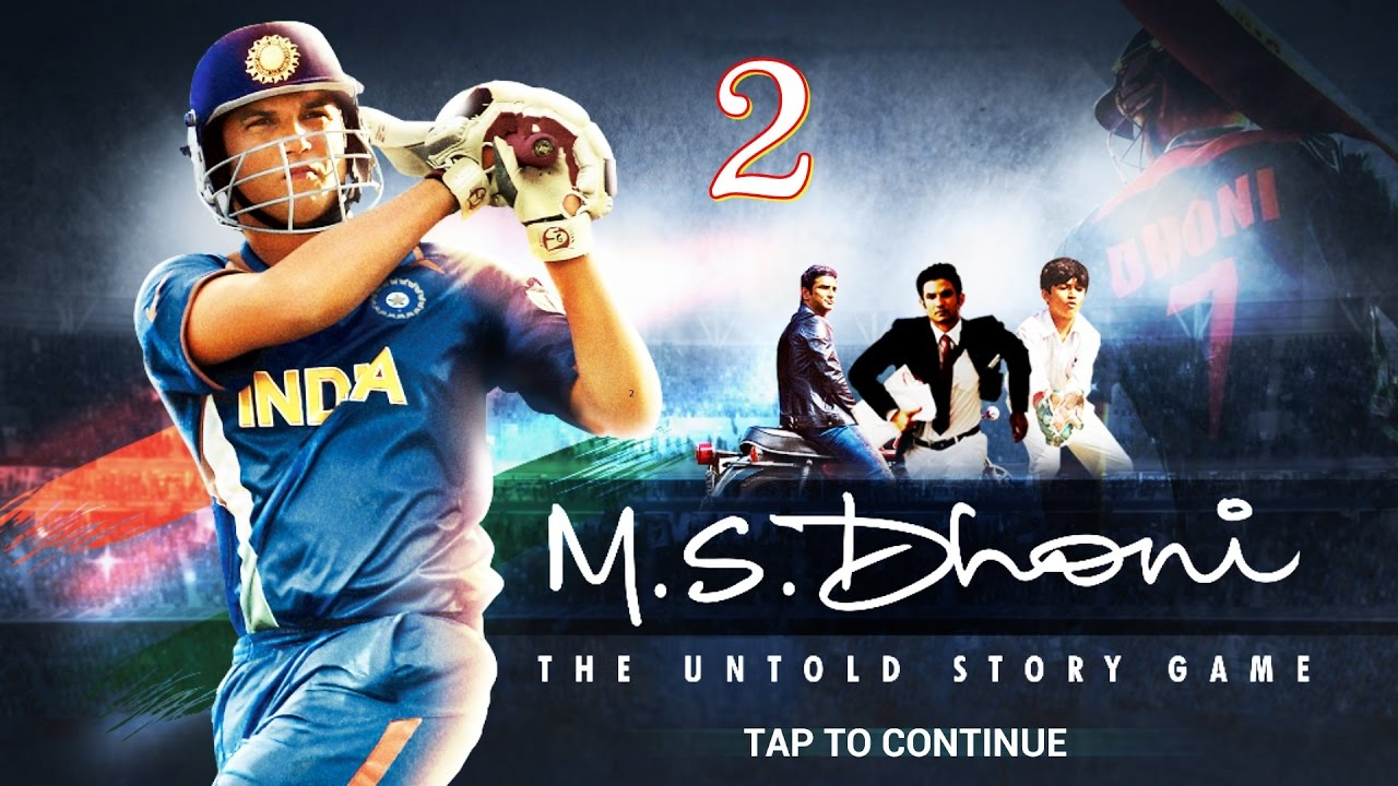 MS Dhoni The Untold Story Game |#3| 30 ball/50 runs |Android/iOS Gameplay  HD - YouTube