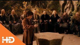 Совет братства  (Часть 1) ✦ Властелин колец: Братство кольца (2001)