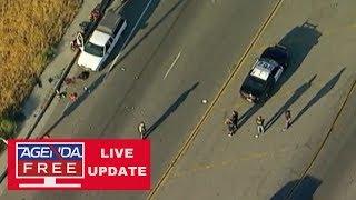 Agenda Free TV 3 CHP Officers Shot in Riverside, CA - LIVE UPDATE