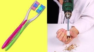 Top 10 Unbelievable DIY Life Hacks Science Experiments You Can Do At Home | LAB 360