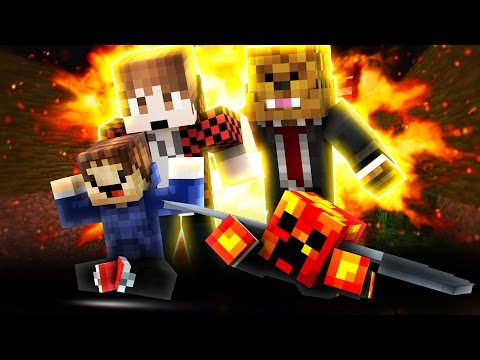 Minecraft ESCAPE FROM YOUTUBERS PARKOUR! | (BajanCanadian & JeromeASF)
